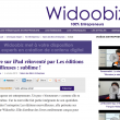 Interview sur widoobiz