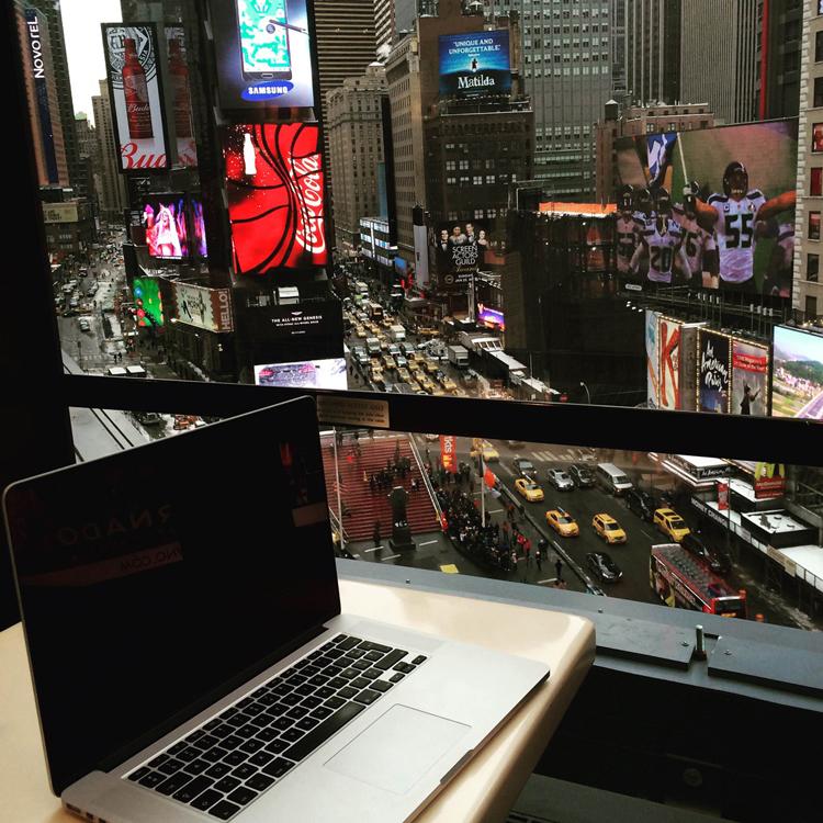 work-timesquare-newyorK-FOUGERAS
