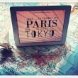 Paris Tokyo sur tablette en vidéo pour voir à quoi ça ressemble !