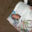 Marie Claire Maison : «un livre à sensations»