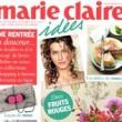 Marie Claire idées : à lire à la rentrée !