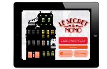 Le Secret de Nono, un livre interactif pour enfants poétique et drôle